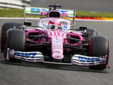 Racing Point positive after Spa-Francorchamps Friday practice