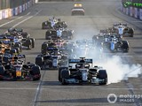F1 drivers backed decision for two-lap standing restart in Baku
