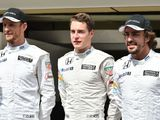 Jenson Button trusts Stoffel Vandoorne to learn quickly