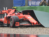 Leclerc unhappy with 'dangerous dragster' tarmac