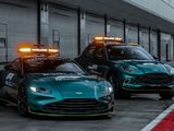 Aston Martin to supply F1 with safety and medical car