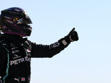 Hamilton beats Bottas to take fourth straight pole
