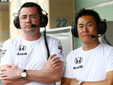 Different timeframes set by Honda and McLaren