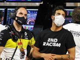 Ricciardo 'disgusted' with Grosjean crash replays