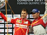 Vettel triumphs in Race of Champions final