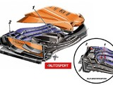 The new F1 front wing McLaren didn't risk racing in Monaco