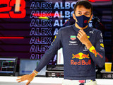 Red Bull remains committed to Albon... for now