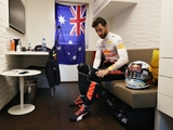 Ricciardo wants to evolve like Rossi