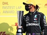 Hamilton and Red Bull scoop 'fastest' awards