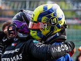 Hamilton's words of solace for Russell, Norris at Imola