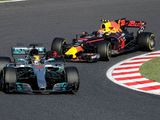 Lewis Hamilton: I didn't want to let Max Verstappen have another win