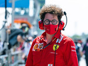 Binotto will not attend Turkish GP