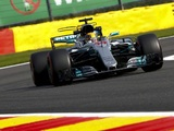 Raikkonen and Hamilton fastest on F1 return