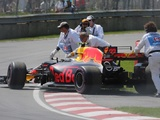 'Podium was possible' in Canada - Verstappen