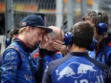 How a broken floor flared growing tensions at Toro Rosso