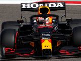 Verstappen shows Red Bull threat by topping first F1 practice