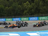 F1 setting bad precedent with over-regulating on-track passes - Brown