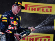 VIDEO: Verstappen reveals Spanish celebrations