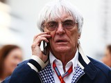 Bernie Ecclestone against Formula 1 cockpit protection plans