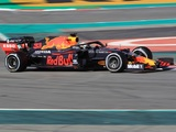 Weather Hampers Red Bull's Penultimate Day of Pre-Season Testing