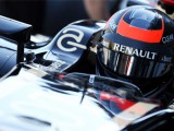 Raikkonen gets first taste of Lotus E21