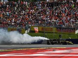Hulkenberg's failed Austrian GP F1 engine unsalvageable - Renault