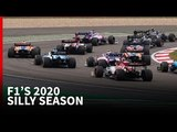Video: The F1 drivers fighting to keep their seats for 2020