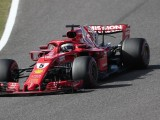 Sebastian Vettel blames Max Verstappen for Japan collision