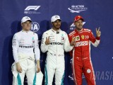 F1 Abu Dhabi GP - Starting Grid