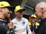 Renault confirm Hulkenberg contract clause amid Ocon rumours