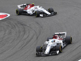 Chinese GP: Race notes - Sauber