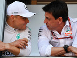 Wolff: Bottas has the full backing of Mercedes