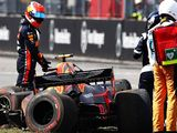 Gasly crash 'annoying' for Red Bull