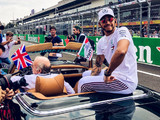 'Hamilton in a different league, just not Schumacher's'