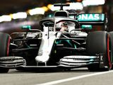 P1: Hamilton just ahead of Verstappen