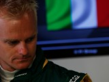 Kovalainen could return to Caterham in 2014