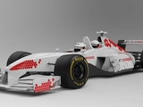 Revised 2018 two-seater F1 car unveiled