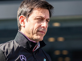 Wolff rejects rift rumours at Mercedes