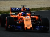 MCL33 voted favourite 2018 launch car