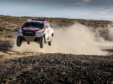 Alonso eyes Dakar with Toyota