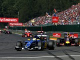 Ericsson labels Belgium point 'lucky'