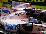 Belgian Grand Prix: Esteban Ocon says team-mate 'risked our lives'