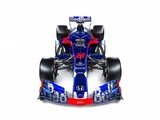 Toro Rosso F1 launch: Honda-powered STR13 officially revealed