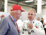 Bottas: Lauda taught me to trust my talent