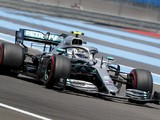 French GP practice: Bottas edges Mercedes team-mate Hamilton in FP3