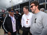 Fernando Alonso: Indianapolis 500 prep a 'reset' amid F1 2017 woes
