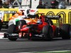 Reasons for positivity at Marussia