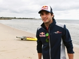 Sainz Jr. optimistic of points-scoring start