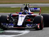 Toro Rosso passes scrutineering after replacing unsafe part