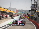 Perez: Racing Point handed podium to Ricciardo